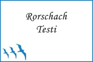 Rorschach Mürekkep Lekesi Testi