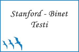 Stanford-Binet Zeka Testi